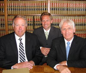 Three Attorneys Group Shot